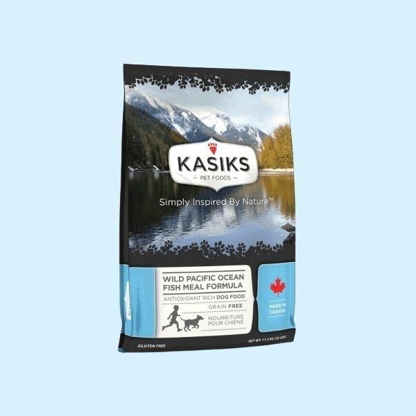 Pienso Kasiks con Pescado azul