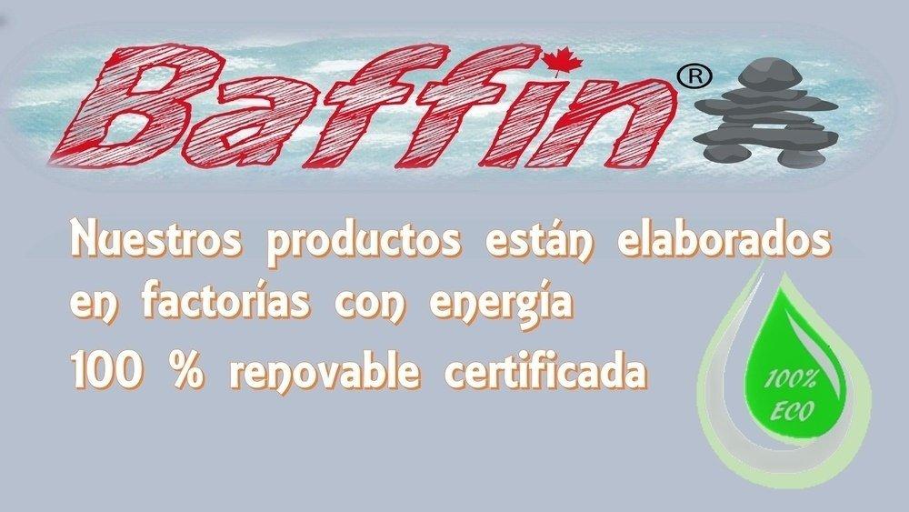 Piensos Baffin producido con energías renovables